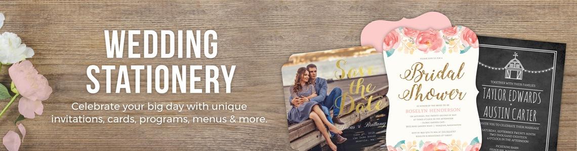 Popular Wedding Invitations & Stationery