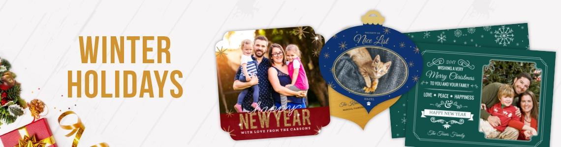 Popular Holiday Cards