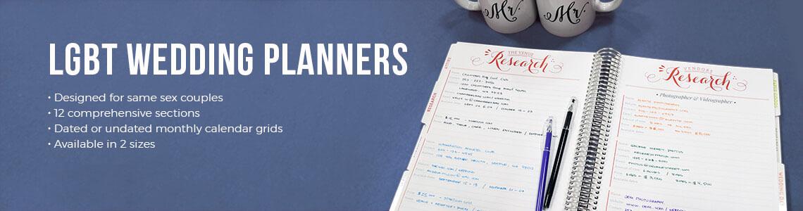 Gay Wedding Planner, LGBT Wedding Planner, Lesbian Marriage Planning