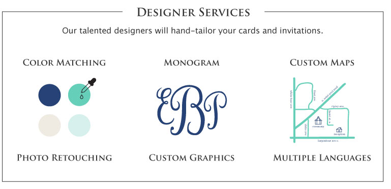 Full Designer Services