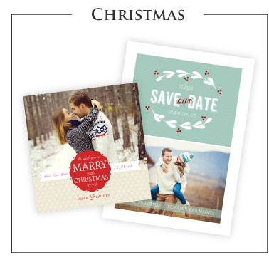 Christmas Save The Date