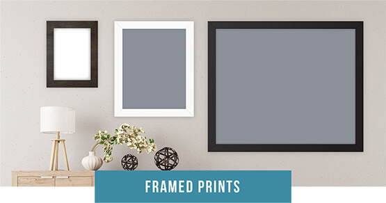 Design Your Own Framed Prints