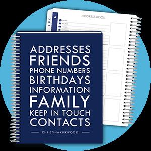 Personal Address Books