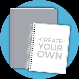 Cretate Your Own Custom Book