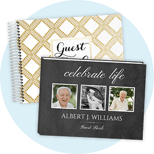 Personlized Guest Books
