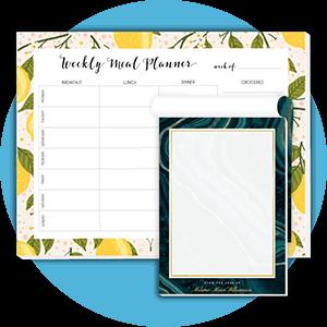 Premium Notepads