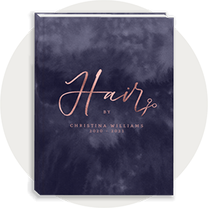 Hair Stylist Planners
