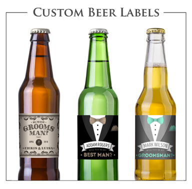 Custom Beer Labels