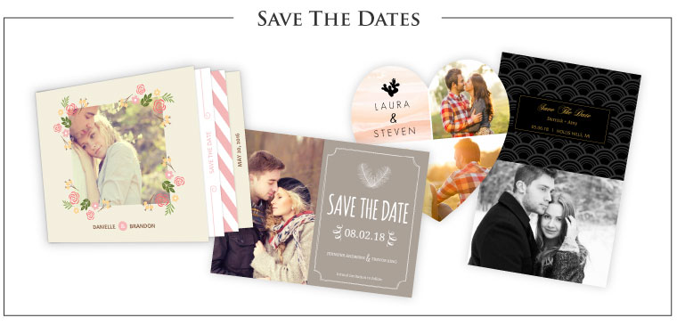 All Save The Date Cards
